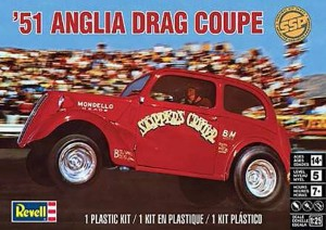 MONOGRAM 1269 - 1/25 '51 ANGLIA DRAG COUPE