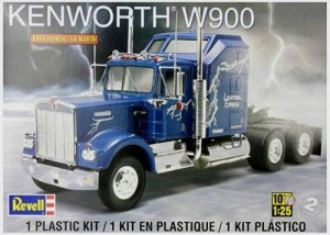 MONOGRAM 1507 - 1/25 KENWORTH W900