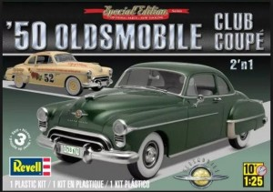 MONOGRAM 4254 - 1/25 '50 Old Coupe 2in1