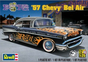 MONOGRAM 4306 - 1/25 1957 Chevy Bel Air
