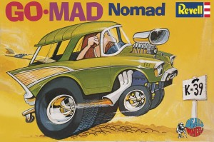 MONOGRAM 4310 - 1/25 Dave Deal's Go-Mad Nomad