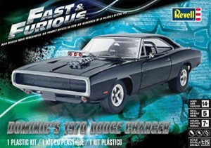 MONOGRAM 4319 - 1/25 FAST FURIOUS 1970 DODGE CH