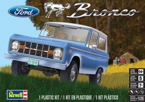 MONOGRAM 4320 - 1/25 FORD BRONCO