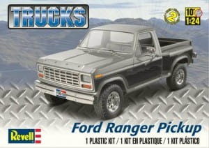 MONOGRAM 4360 - 1/24 Ford Ranger Pickup