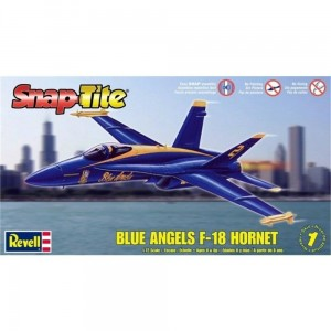 MONOGRAM 1185 - 1/72 F-18 BLUE ANGELS Snaptite