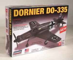 Model plastikowy Lindberg - Dornier DO-335
