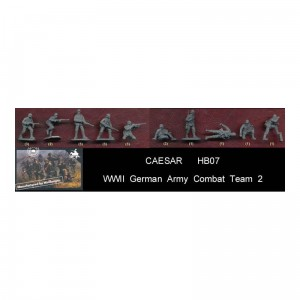 Caesar HB 07 WWII Germans Army Combat Team Two