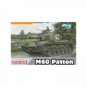 Dragon 3553 M60 Patton 1/35