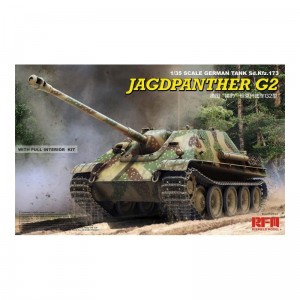 RFM-5022 Jagdpanther G2 w/full interior& workable
