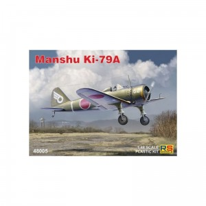 Rs Models 48005 Manshu Ki-79 A