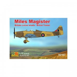 Rs Models 92167 Miles Magister 1:72