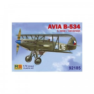 Rs Models 92185 Avia B-534 1St Version