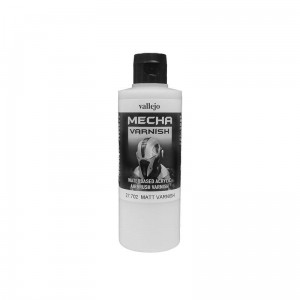 Vallejo 26702  Mecha Matt Varnish 60 ml
