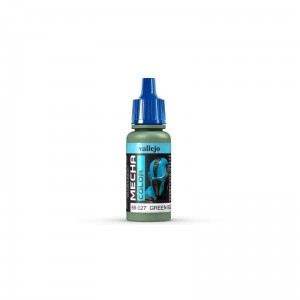 Vallejo 69027 Mecha Color Green Blue 17 ml