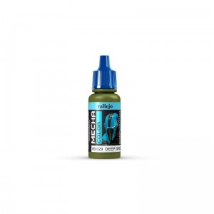 Vallejo 69029 Mecha Color Deep Green 17 ml