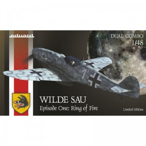 Eduard 11140 Wilde Sau : Episode one Ring of Fire  Limited Edition