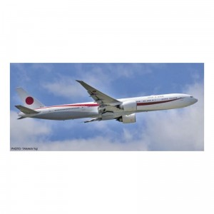Hasegawa 10723 Japanese Government Air Transport Boeing 777-300ER