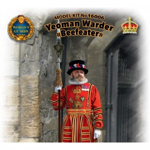 "ICM 16006 Yeoman Warder ""Beefeater"""