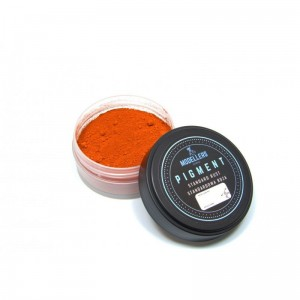 Modellers World MWP002 Pigment - Standard rust