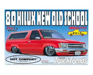 1/24 80 HILUX NEW OLD SCHOOL (TOYOTA)