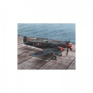 Special Hobby 48102 Seafire Mk.II Torch& Avalanche