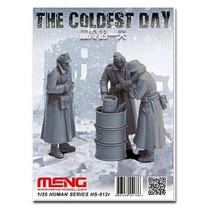 Meng HS-012r The Coldest Day (resin) 1/35