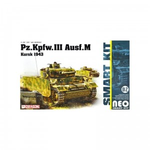 Dragon 6521 Pz.Kpfw. III Ausf.M - Neo Smart Kit  1/35