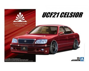 1/24 AUTO COUTURE UCF21 CELSIOR '97 TOYOTA