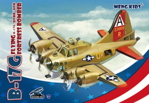 Meng mPLANE-001 B-17G Flying Fortress Bomber