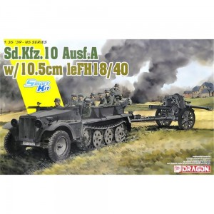 Dragon 6939 1/35 Sd.Kfz.10   10,5 le.SH.18