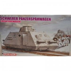 Dragon 6072 Schwerer P. Wagon  1/35