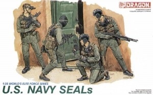 Dragon 3017 U.S. Navy Seals